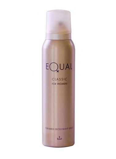 Hunca Egual Deodorant Kadın Renksiz